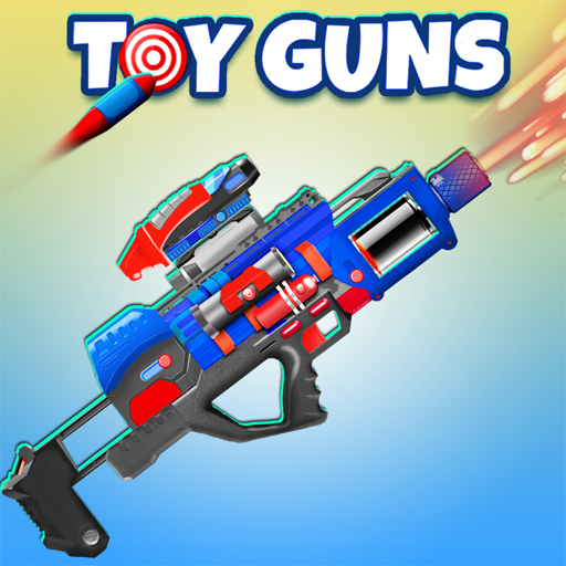 Toy Gun Blasters 2020 – Gun Simulator 3.7 MOD APK Dwnload – free Modded (Unlimited Money) on Android