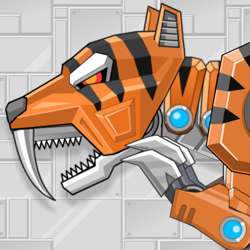 Toy Robot Rampage Smilodon War 3.6 MOD APK Dwnload – free Modded (Unlimited Money) on Android
