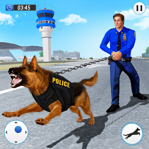 US Police Dog 2020: Airport Crime Shooting Game  2.9 MOD APK Dwnload – free Modded (Unlimited Money) on Android