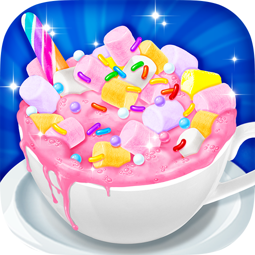 Unicorn Hot Chocolate – Dream Food Maker 1.3  MOD APK Dwnload – free Modded (Unlimited Money) on Android
