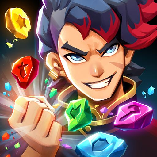 Valiant Tales: Puzzle RPG  1.7.1 MOD APK Dwnload – free Modded (Unlimited Money) on Android