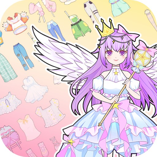 Vlinder Princess – Dress Up Games, Avatar Fairy 1.3.2 MOD APK Dwnload – free Modded (Unlimited Money) on Android