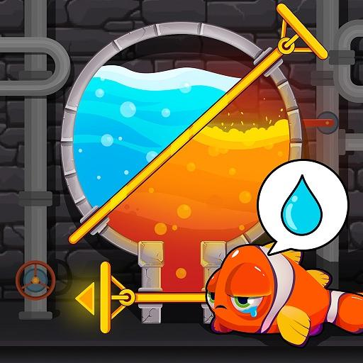 Water Puzzle – Fish Rescue & Pull The Pin 1.0.22 MOD APK Dwnload – free Modded (Unlimited Money) on Android