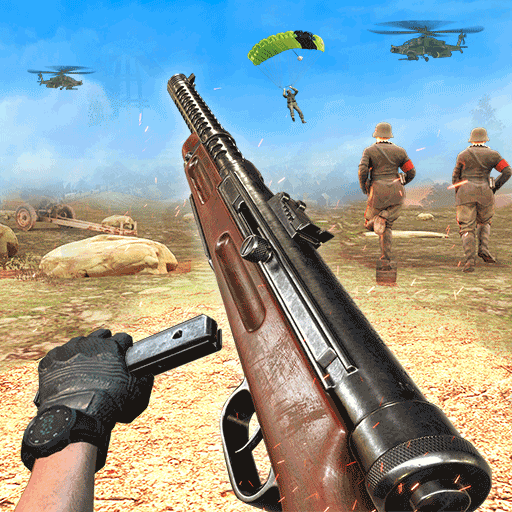 World War Survival Heroes:WW2 FPS Shooting Games 3.1.2 MOD APK Dwnload – free Modded (Unlimited Money) on Android