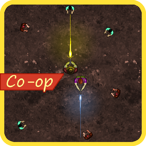 2-Player Co-op Zombie Shoot 1.0.20 MOD APK Dwnload – free Modded (Unlimited Money) on Android