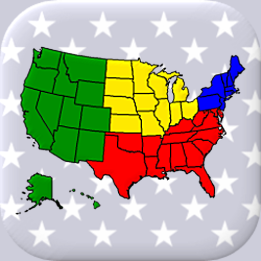 50 US States Map, Capitals & Flags – American Quiz 3.3.0 MOD APK Dwnload – free Modded (Unlimited Money) on Android