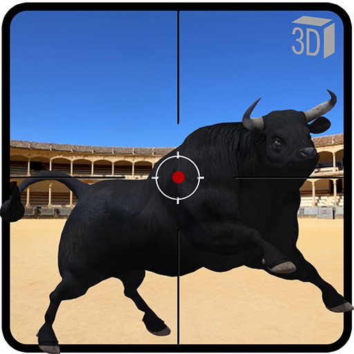 Angry Bull Attack Shooting 64.1 MOD APK Dwnload – free Modded (Unlimited Money) on Android