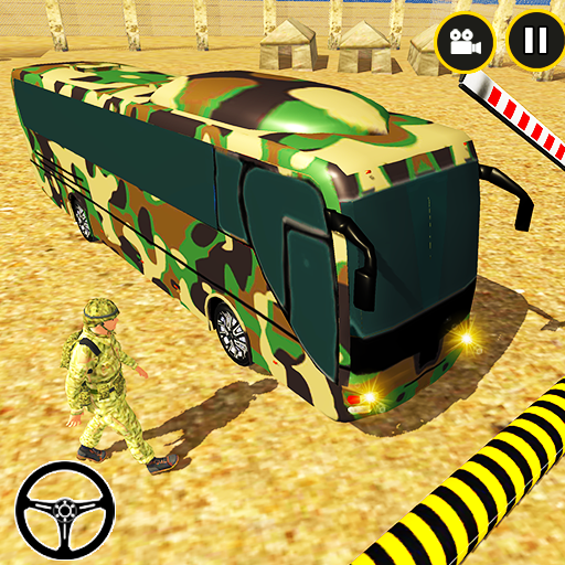 Army Bus Driving 2020 US Military Coach Bus Games 0.1 MOD APK Dwnload – free Modded (Unlimited Money) on Android