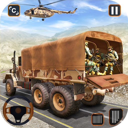 Army Truck Driving Game 2021- Cargo Truck 3D 1.0 MOD APK Dwnload – free Modded (Unlimited Money) on Android