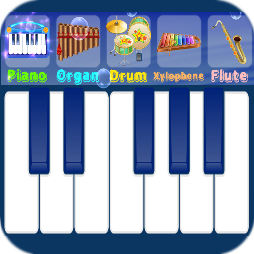 Blue Piano 1.8 MOD APK Dwnload – free Modded (Unlimited Money) on Android