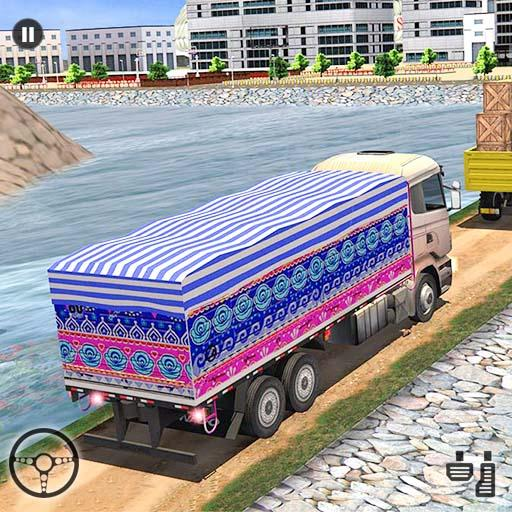 Cargo Indian Truck 3D – New Truck Games 1.18 MOD APK Dwnload – free Modded (Unlimited Money) on Android