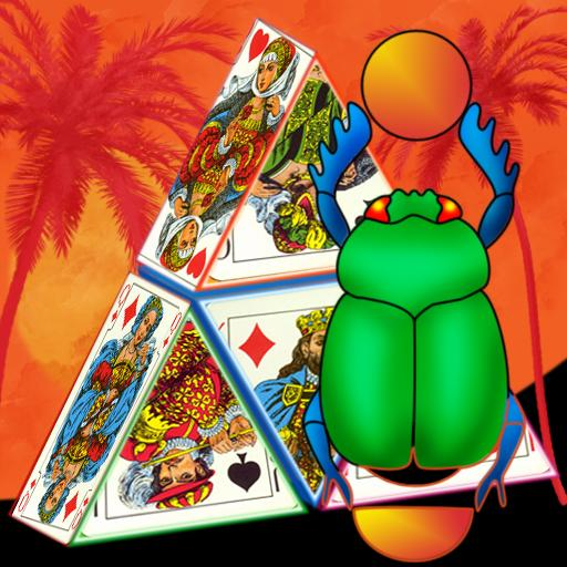 Cheops Pyramid Solitaire 5.1.1853 MOD APK Dwnload – free Modded (Unlimited Money) on Android