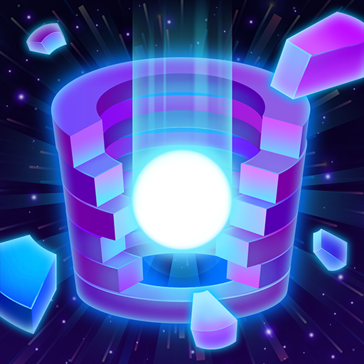 Dancing Helix: Colorful Twister 1.3.1  MOD APK Dwnload – free Modded (Unlimited Money) on Android