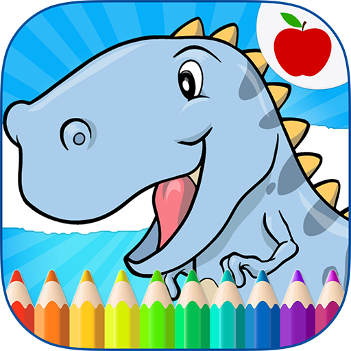 Dinosaurs Coloring Book 15 MOD APK Dwnload – free Modded (Unlimited Money) on Android