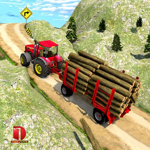 Drive Tractor trolley Offroad Cargo- Free 3D Games 2.0.26 MOD APK Dwnload – free Modded (Unlimited Money) on Android