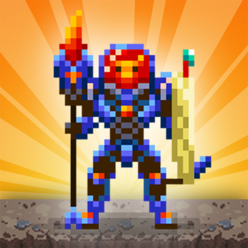Dunidle 8-Bit AFK Idle RPG Dungeon Crawler Games  1200000070 MOD APK Dwnload – free Modded (Unlimited Money) on Android