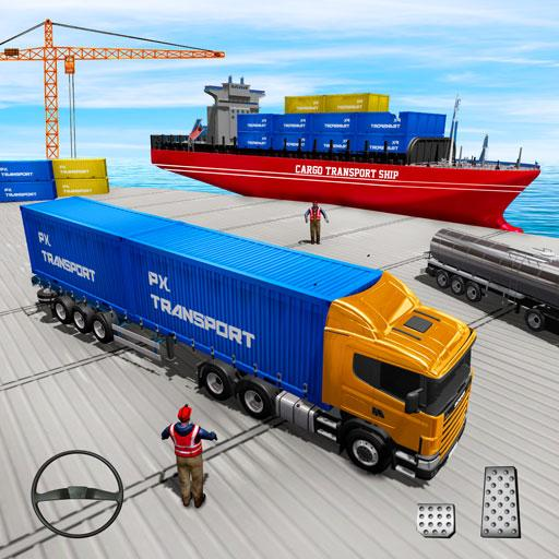 Euro Truck Driving Games: Forklift Games 2.8 MOD APK Dwnload – free Modded (Unlimited Money) on Android