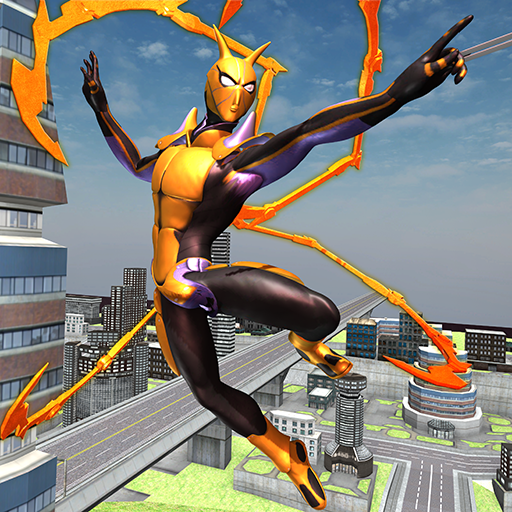 Flying Spider Hero Two -The Super Spider Hero 2020 0.2.7 MOD APK Dwnload – free Modded (Unlimited Money) on Android
