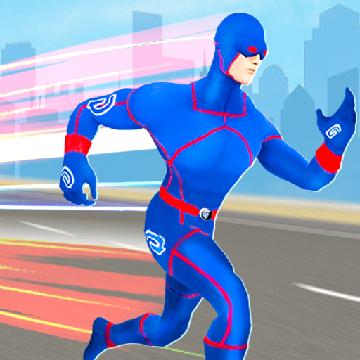 Grand Light Speed Robot Hero City Rescue Mission 2.0 MOD APK Dwnload – free Modded (Unlimited Money) on Android