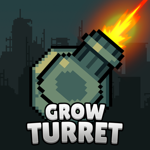 Grow Turret – Idle Clicker Defense 7.5.5 MOD APK Dwnload – free Modded (Unlimited Money) on Android