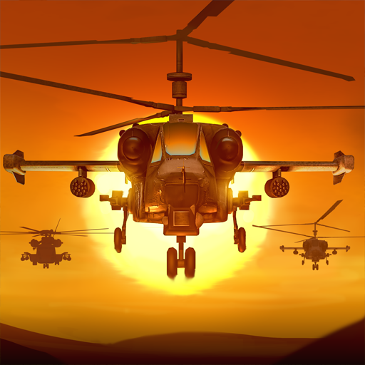 Gunship Force Free Helicopter Games Attack 3D  3.66.9 MOD APK Dwnload – free Modded (Unlimited Money) on Android
