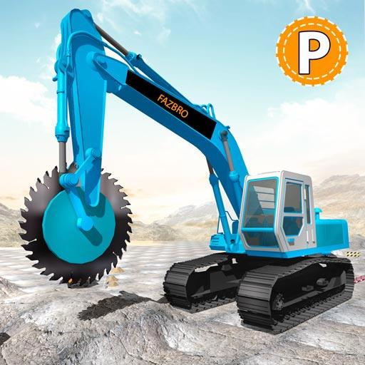 Heavy Excavator Rock Mining Stone Cutter Simulator 4.5 MOD APK Dwnload – free Modded (Unlimited Money) on Android