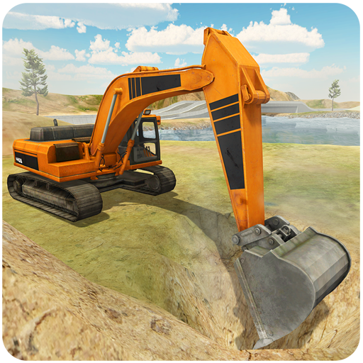 Heavy Excavator Simulator PRO 6.0 MOD APK Dwnload – free Modded (Unlimited Money) on Android