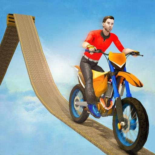 Impossible Bike Track Stunt Games 2021: Free Games 2.0.02 MOD APK Dwnload – free Modded (Unlimited Money) on Android