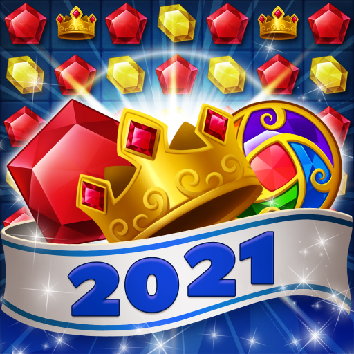 Jewels Fantasy Crush : Match 3 Puzzle  1.3.4 MOD APK Dwnload – free Modded (Unlimited Money) on Android