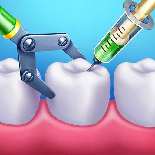 Mad Dentist 5.6.5038 MOD APK Dwnload – free Modded (Unlimited Money) on Android