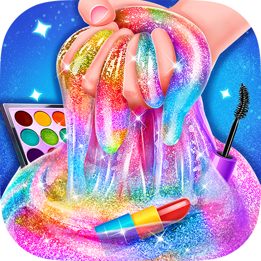 Makeup Slime – Fluffy Rainbow Slime Simulator 1.6.1 MOD APK Dwnload – free Modded (Unlimited Money) on Android