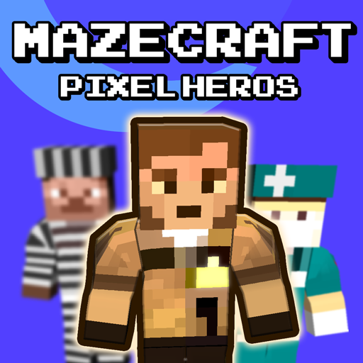 Maze Craft : Pixel Heroes 1.35 MOD APK Dwnload – free Modded (Unlimited Money) on Android