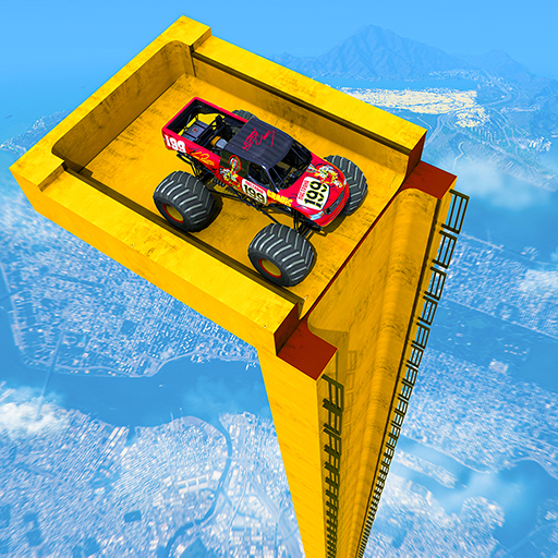 Mega Ramp Monster Truck Driving Stunts Racing Game 2.0.11 MOD APK Dwnload – free Modded (Unlimited Money) on Android