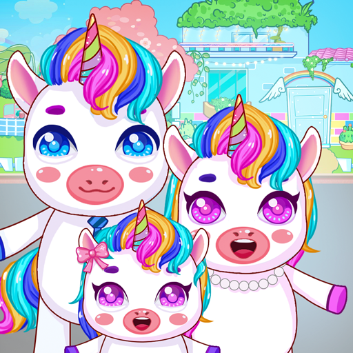 Mini Town: Unicorn Home 1.5 MOD APK Dwnload – free Modded (Unlimited Money) on Android