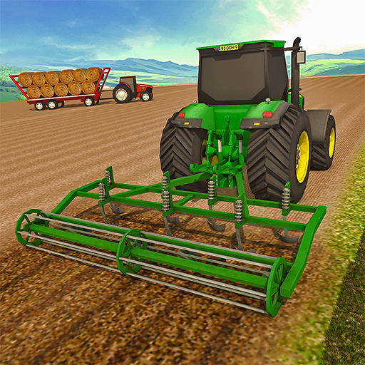 Modern Farming Simulation: Tractor & Drone Farming  3.1 MOD APK Dwnload – free Modded (Unlimited Money) on Android