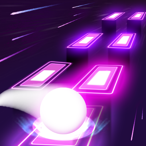 Neon Tiles Hop Color Ball : Forever Dancing Ball 1.5 MOD APK Dwnload – free Modded (Unlimited Money) on Android