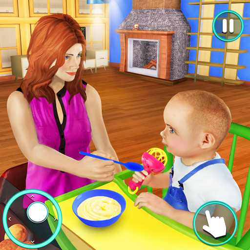 New Baby Single Mom Family Adventure  1.2.9 MOD APK Dwnload – free Modded (Unlimited Money) on Android