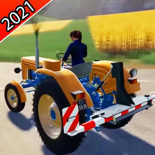 New Real Tractor trolly Simulator 3D 1.04 MOD APK Dwnload – free Modded (Unlimited Money) on Android