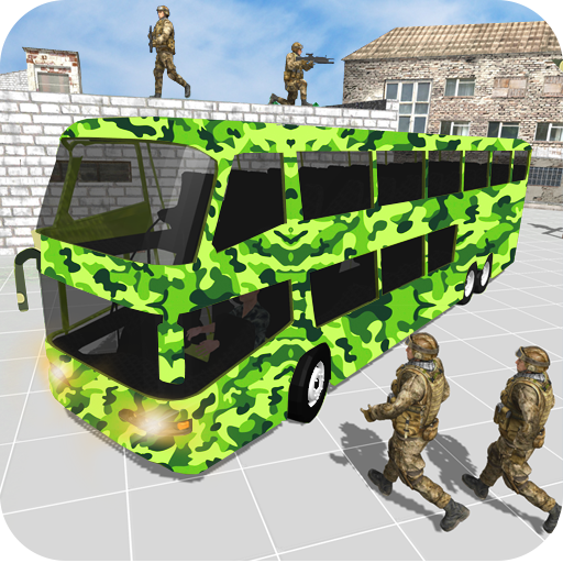 Offroad New Army Bus Game 2019 2.0.0 MOD APK Dwnload – free Modded (Unlimited Money) on Android