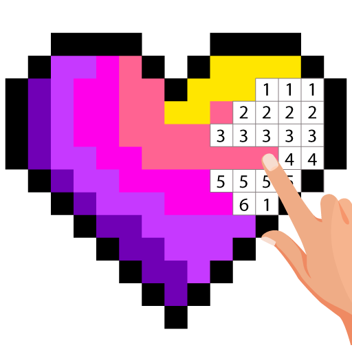 Pixel Art Color by number – Coloring Book Games 2.2 MOD APK Dwnload – free Modded (Unlimited Money) on Android