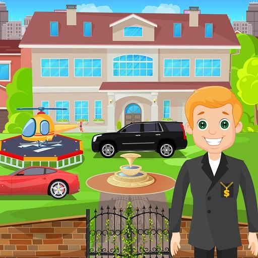 Pretend Play My Millionaire Family Villa Fun Game 1.0.3 MOD APK Dwnload – free Modded (Unlimited Money) on Android