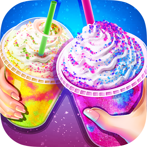 Rainbow Ice Cream – Unicorn Party Food Maker  1.8 MOD APK Dwnload – free Modded (Unlimited Money) on Android