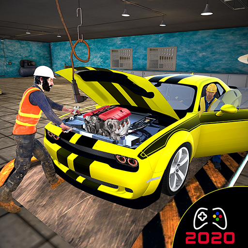 Real Car Mechanic Workshop- Junkyard Auto Repair 1.0 MOD APK Dwnload – free Modded (Unlimited Money) on Android