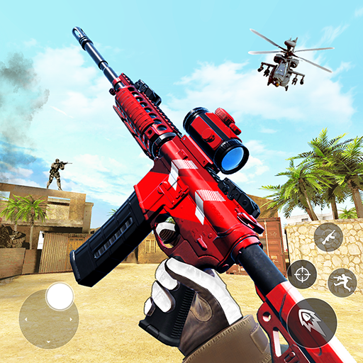 Rebel Wars – Fps Shooting Game: New Fps Games 2020 1.9 MOD APK Dwnload – free Modded (Unlimited Money) on Android