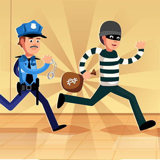 Robber Run – Cops and Robbers: Police Chasing Game 3.5 MOD APK Dwnload – free Modded (Unlimited Money) on Android