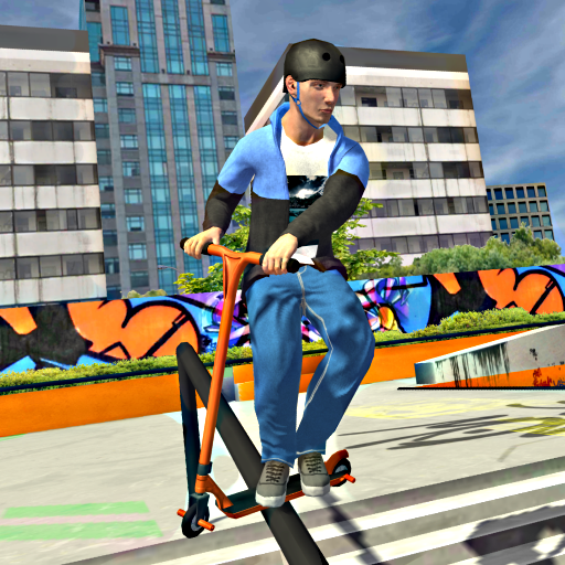 Scooter FE3D 2 Freestyle Extreme 3D 1.30 MOD APK Dwnload – free Modded (Unlimited Money) on Android