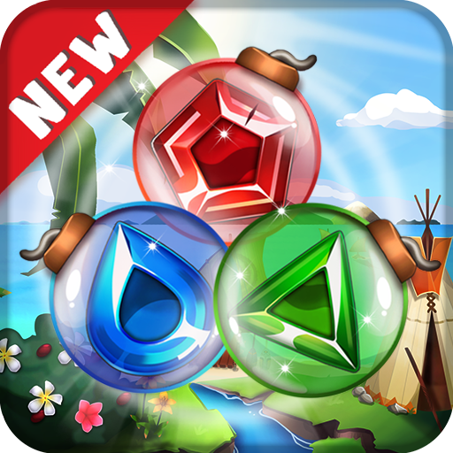 Island of Jewels: Aloha ! Match3 puzzle  1.1.4 MOD APK Dwnload – free Modded (Unlimited Money) on Android