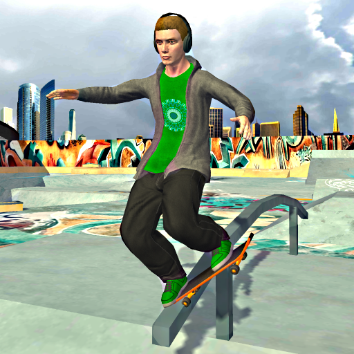 Skateboard FE3D 2 Freestyle Extreme 3D  1.30 MOD APK Dwnload – free Modded (Unlimited Money) on Android