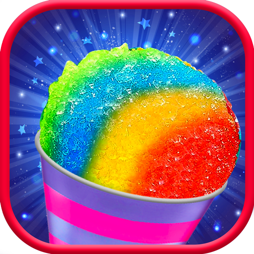 Snow Rainbow Ice Cone Maker: Icy Candy fun 1.0.9 MOD APK Dwnload – free Modded (Unlimited Money) on Android