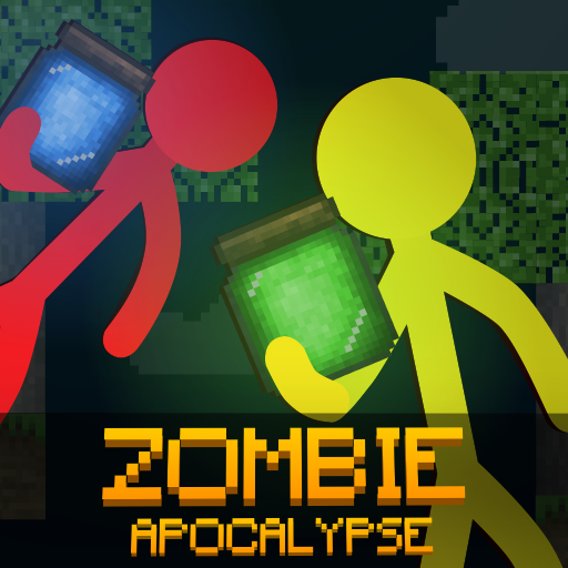 Stickman vs Multicraft: Zombie Apocalypse 1.0.1 MOD APK Dwnload – free Modded (Unlimited Money) on Android